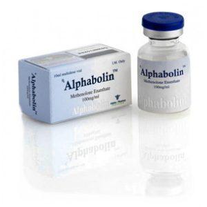 Alphabolin-vial