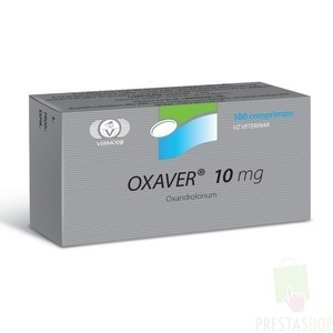 Oxaver-Oxandrolone