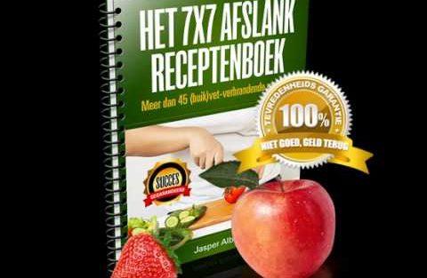 7x7 afslank receptenboek pdf