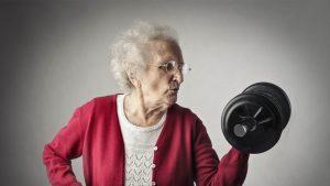 krachttraining voor ouderen