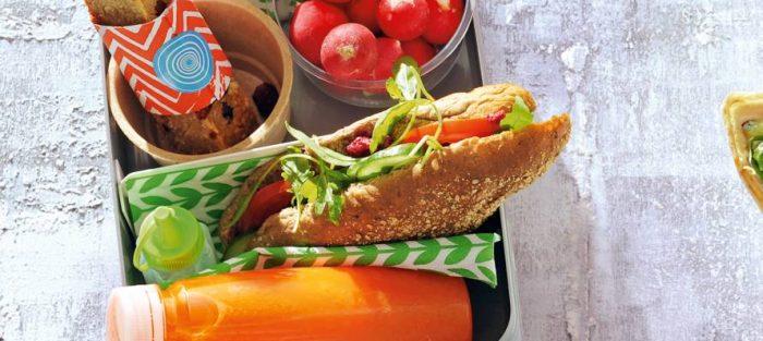gezonde lunch
